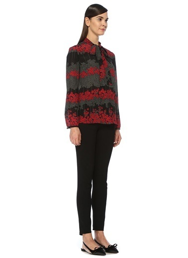 Red Valentino Bluz Siyah